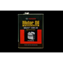 Motor Oil 4lts - 10W30 (RAV 4)